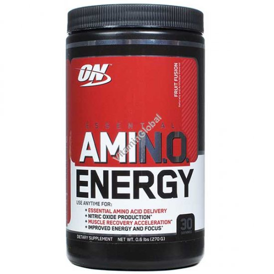 Amino Energy Fruit Fusion 270g - Optimum Nutrition