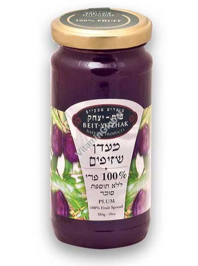 No Sugar Added Plum Jam 284g - Beit Yitzhak