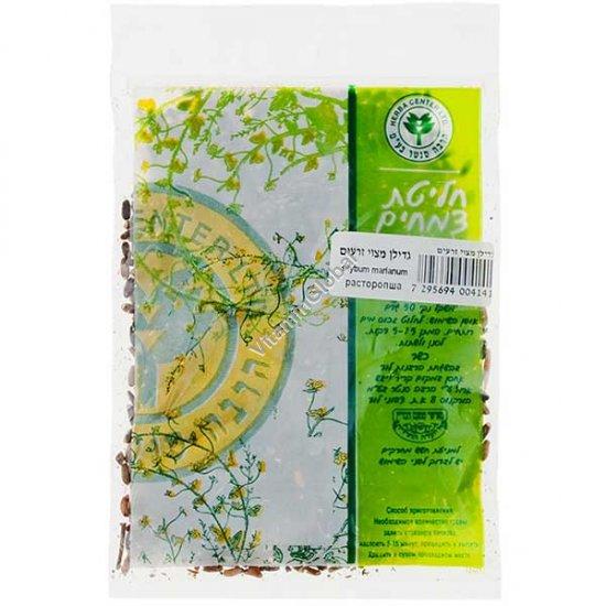Milk Thistle Seeds 100g - Herba Center