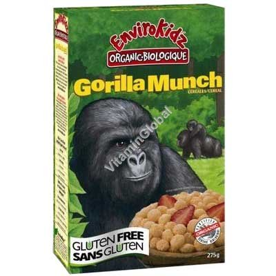 """Gorilla Munch"" Organic Cereal 284g (10 oz) - Nature\'s Path"