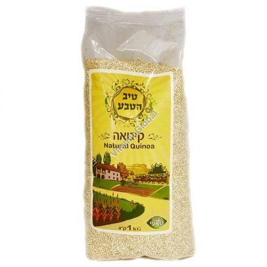 Natural Quinoa 1kg - Tiv HaTeva