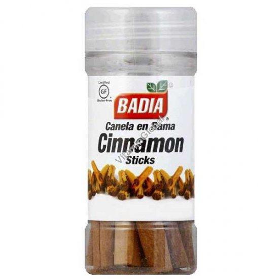 Gluten Free Cinnamon Sticks 3 oz. (85.1g) - Badia