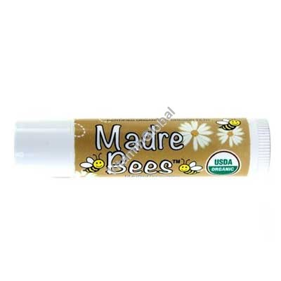 Organic Cocoa Butter Lip Balm 4.25g - Madre Bees