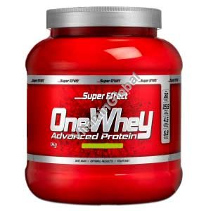 Kosher OneWhey Advanced Protein Vanilla Flavour 1kg - Super Effect
