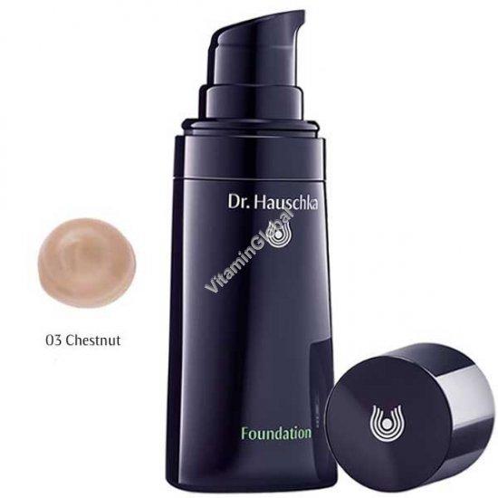 Foundation 03 - Chestnut 30ml (1.00 fl oz) - Dr. Hauschka