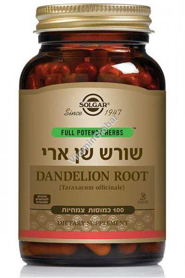Dandelion Root 100 capsules - Solgar