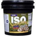 Iso-Sensation 93 Whey Protein Isolate Cafe Brazil 2.27kg (5lb) - Ultimate Nutrition