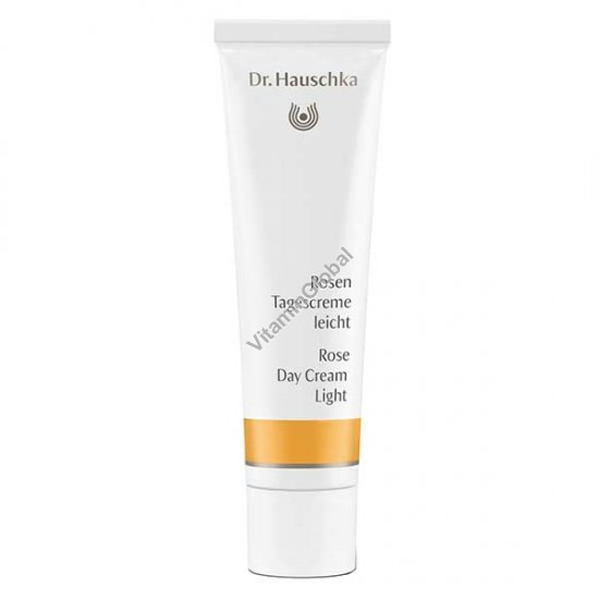 Rose Day Cream Light 30ml - Dr. Hauschka