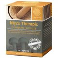 Myco Therapic - Support for chemotherapy and radiation treatments 50 Vegicaps - Mycolivia