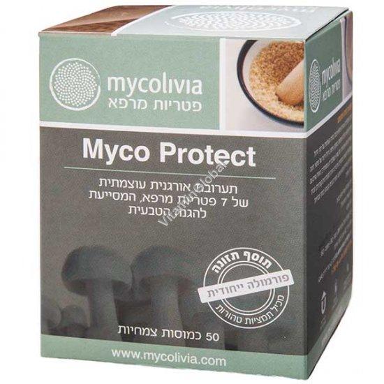 Myco Protect for Natural Defence 50 Vegicaps - Mycolivia