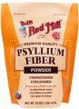 Psyllium Fiber, Psyllium Husk Powder 453g (1 LB) - Bob's Red Mill