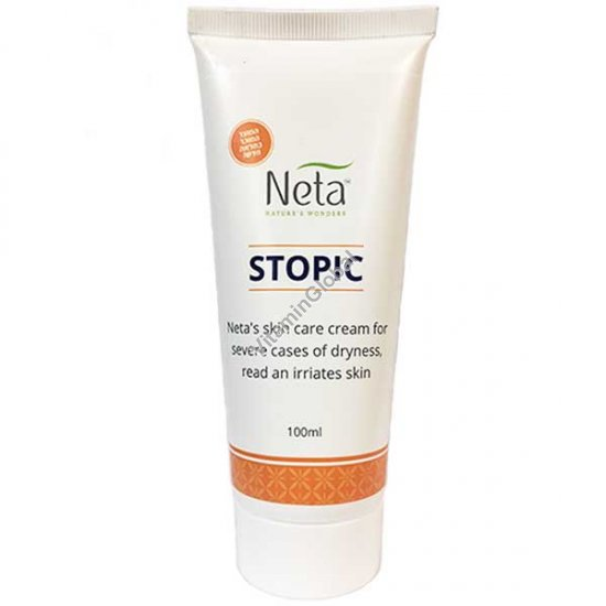 Stopic - Skin Care Cream 100 ml - Neta