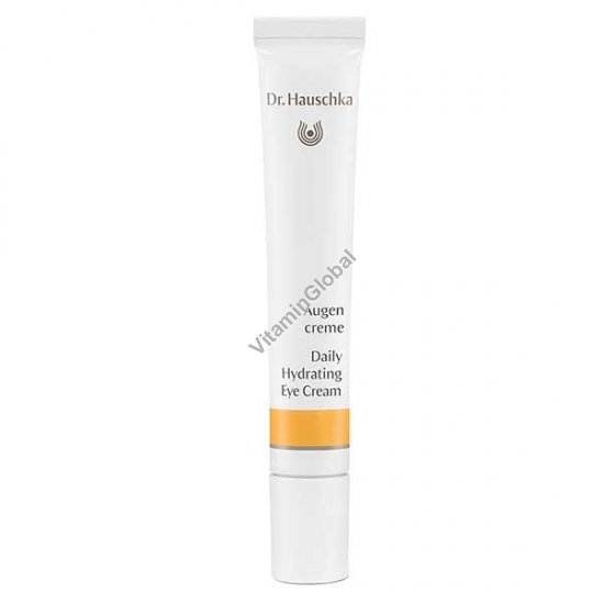 Daily Hydrating Eye Cream 12.5ml - Dr. Hauschka