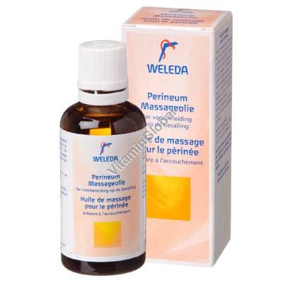 Perineum Massage Oil 50 ml - Weleda