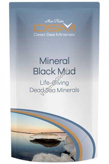 Dead Sea Mineral Black Mud 500g - Mon Platin DSM