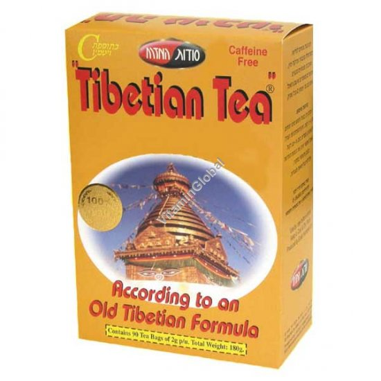 Tibetian Tea 90 bags - Oriental Secrets