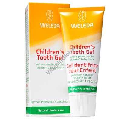 Children\'s Tooth Gel 50ml - Weleda