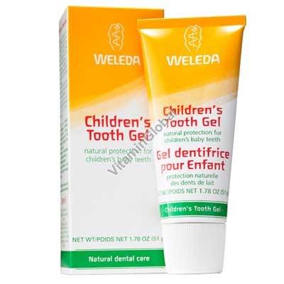 Children\'s Tooth Gel 50ml - Weleda