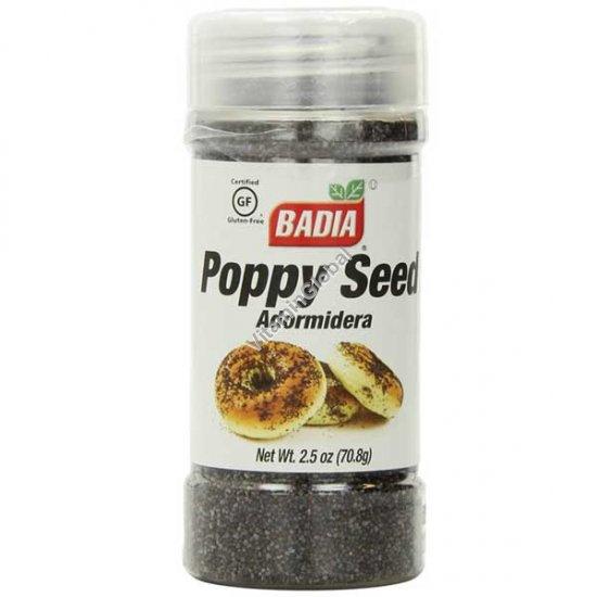 Gluten Free Poppy Seed 70.8g (2.5 oz) - Badia