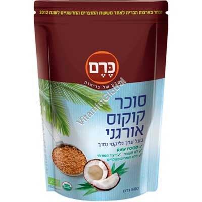 Organic Coconut Palm Sugar 500g - Kerem