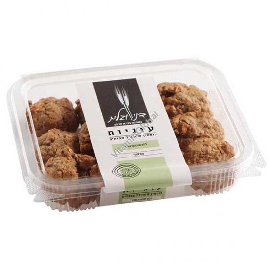 No Added Sugar, Whole Spelt Flour Cinnamon Apple Cookies 230g - Dani & Galit