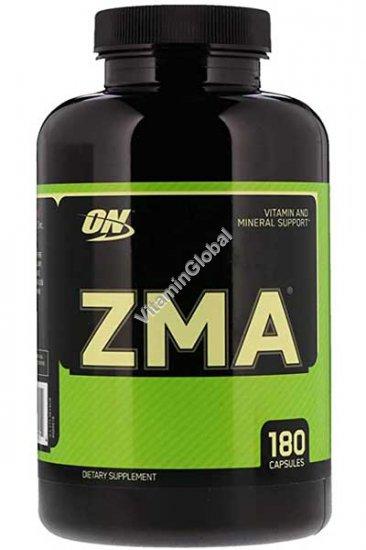 ZMA 180 capsules - Optimum Nutrition