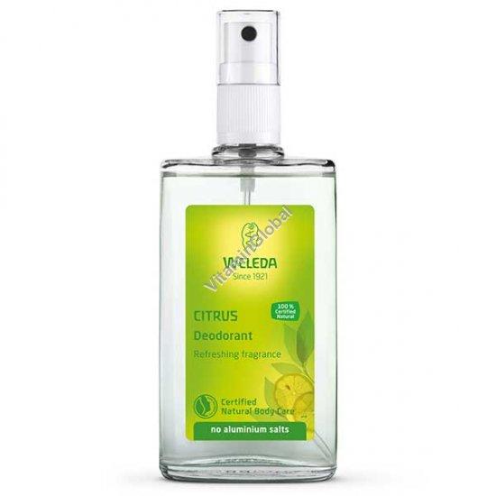Citrus Deodorant 100ml - Weleda