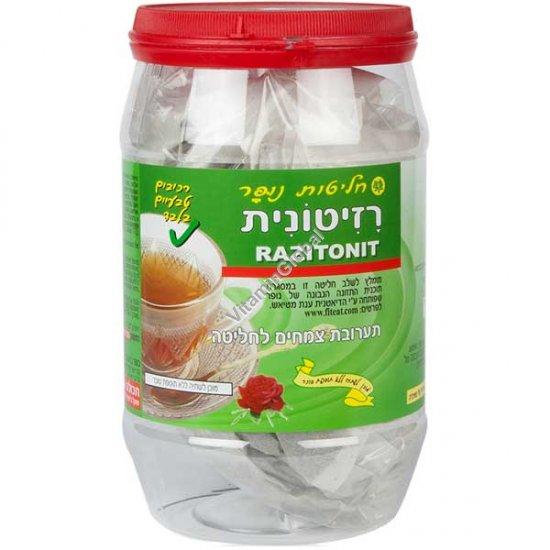 Razitonit - Weight Loss Tea 100 tea bags - Nufar
