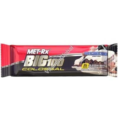 Super Cookie Crunch Big 100 Protein Bar 100g - MET-Rx
