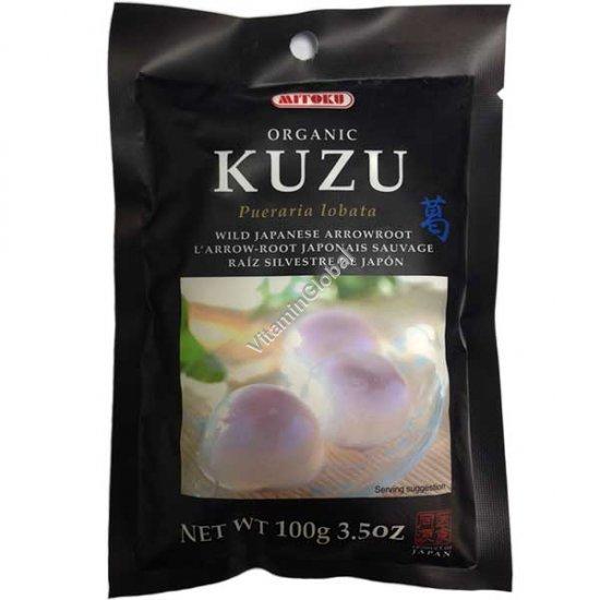 Kosher Organi Kuzu 100g (3.5 oz) - Mitoku