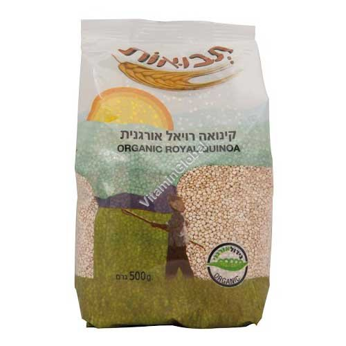 Organic Royal Quinoa 500g - Tvuot