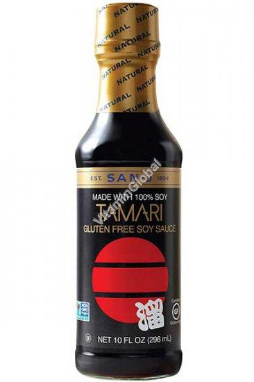 Gluten Free Tamari Soy Sauce 296ml - San-J