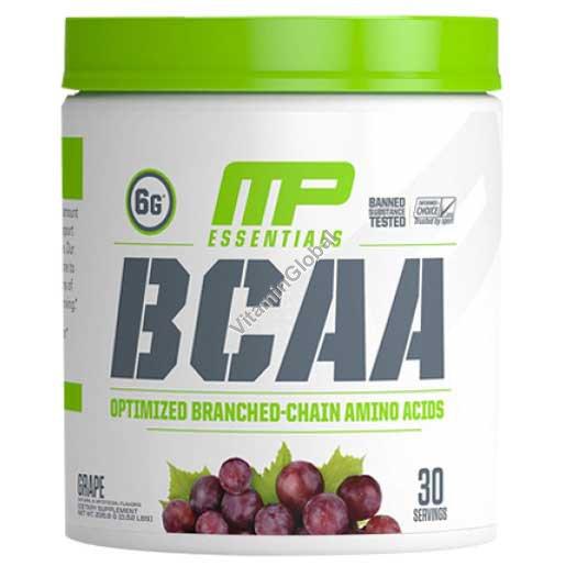 BCAA Powder Grape Flavor 0.52 LBS (235g) - MusclePharm