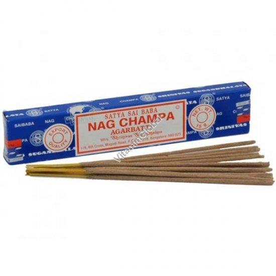 Nag Champa Incense 15g - Satya Sai Baba