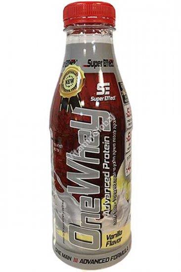 Kosher One Whey Advanced Protein Vanilla Flavour 40g (one serving) - Super Effect