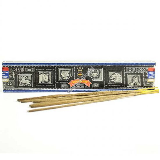 Nag Champa Super Hit Incense 15g - Satya Sai Baba