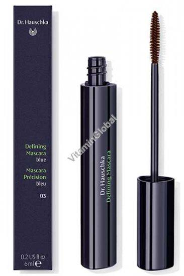 Defining Mascara Blue (03) 6ml (0.2 US fl oz) - Dr. Hauschka