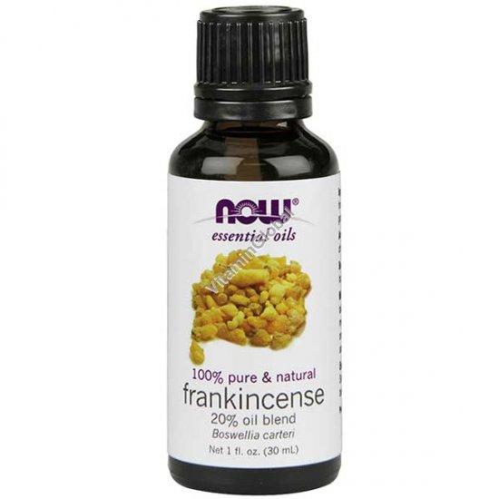 Frankincense 20% Oil Bland 30ml (1 fl oz) - Now Essential Oils