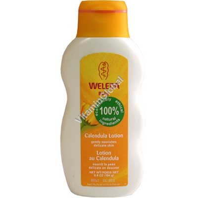 Calendula Baby Lotion 200 ml - Weleda