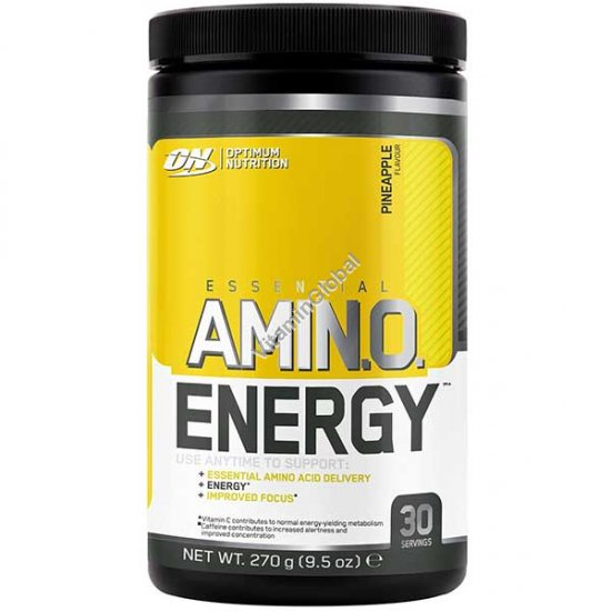 Amino Energy Pineapple 270g - Optimum Nutrition