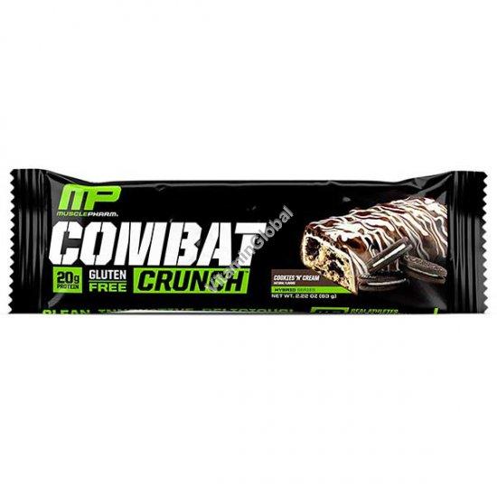 Cookies \'N\' Cream Protein Bar 63g - MusclePharm