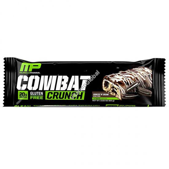 Cookies \'N\' Cream Protein Bar 63g - MusclePharm