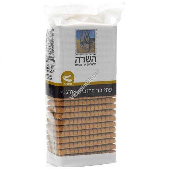 Organic Carob Whole Wheat Petit Beurre 200g - HaSade