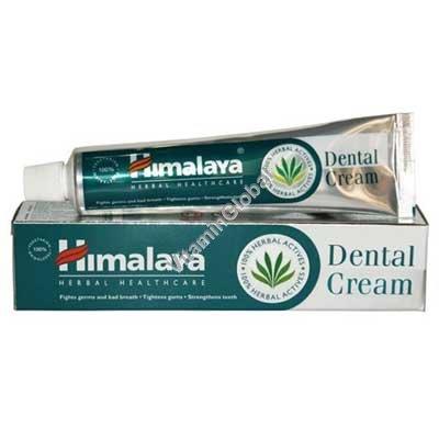 Herbal Dental Cream 200g - Himalaya Herbals