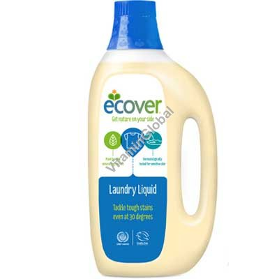 Ecological Laundry Liquid 1.5 L - Ecover