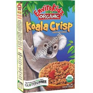 """Koala Crisp"" Organic Cereal 325g (11.5 oz) - Nature\'s Path"