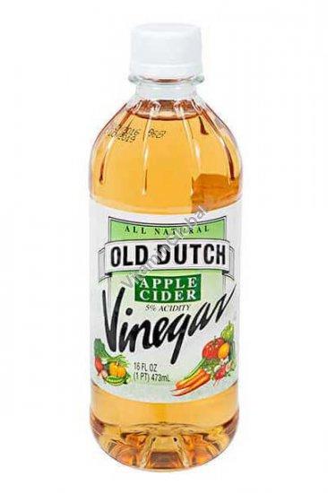 Natural Apple Cider Vinegar 473ml (16 FL OZ) - Old Dutch