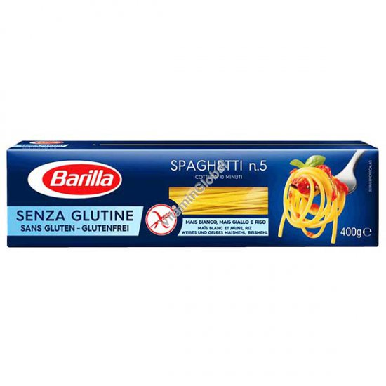 Gluten Free Spaghetti 400g - Barilla