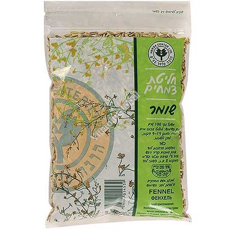 Fennel Seeds 100g - Herba Center