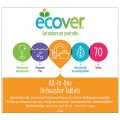 All-In-One Dishwasher Tablets 70 tablets - Ecover